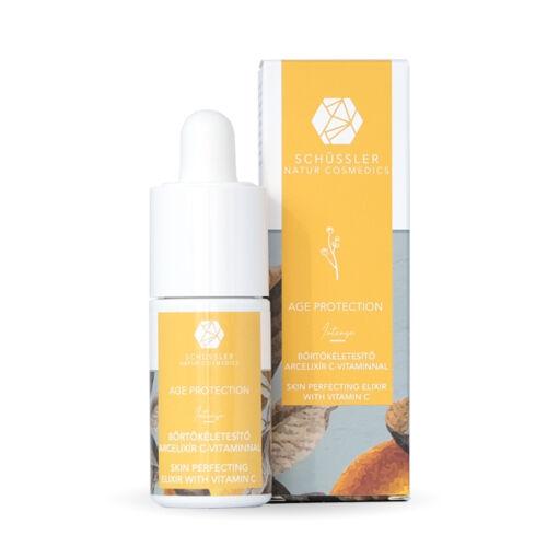 Bőrtökéletesítő arcelixír c-vitaminnal - limitált kiadás