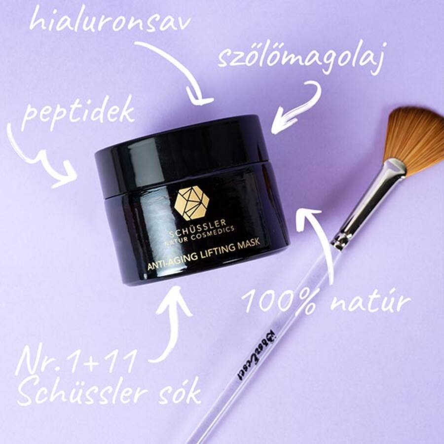 Schüssler Anti-Aging lifting mask